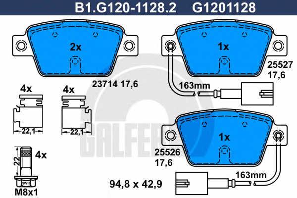 GALFER B1.G120-1128.2