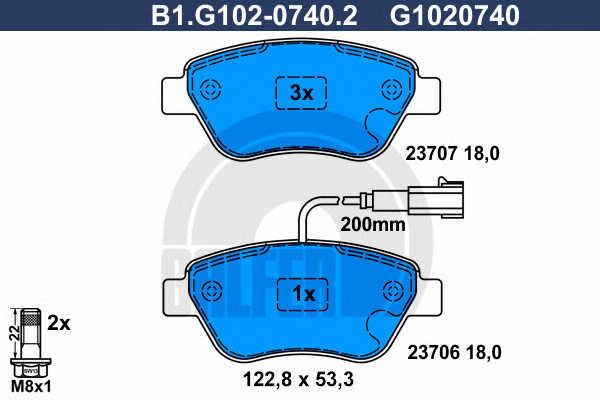 GALFER B1.G102-0740.2