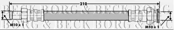 BORG & BECK BBH6131