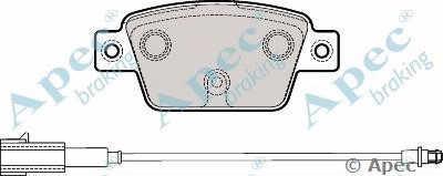 APEC braking PAD1990