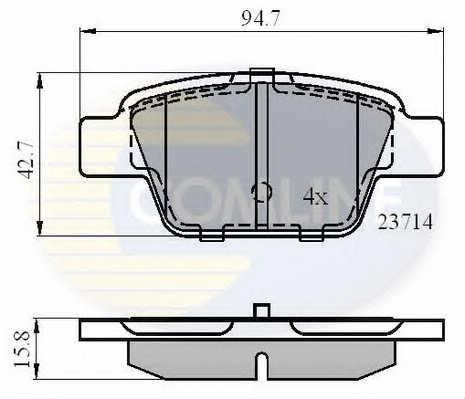 COMLINE CBP01039
