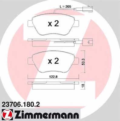 ZIMMERMANN 23706.180.2
