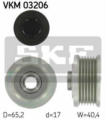 SKF VKM 03206