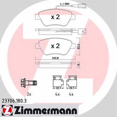 ZIMMERMANN 23706.180.3