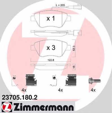 ZIMMERMANN 23705.180.2
