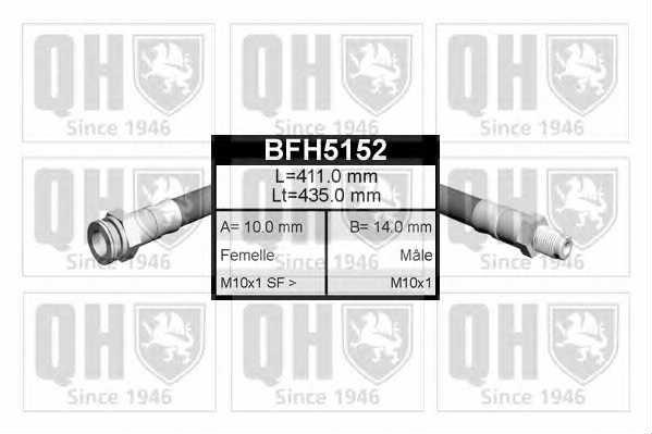 QUINTON HAZELL BFH5152
