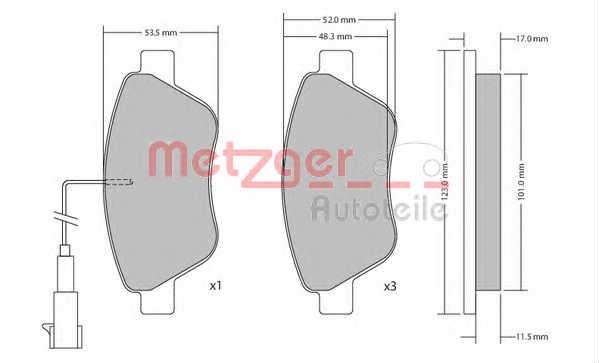 METZGER 1170296