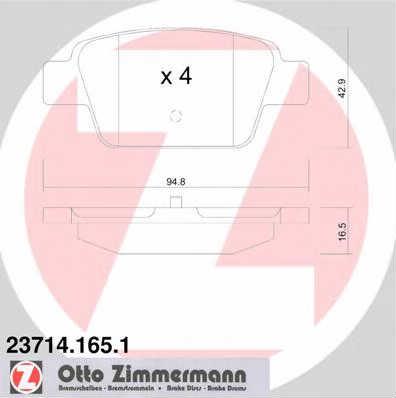 ZIMMERMANN 23714.165.1