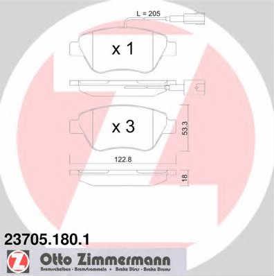 ZIMMERMANN 23705.180.1