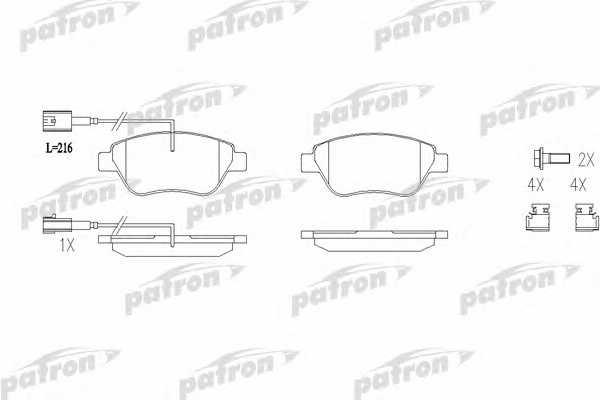 PATRON PBP1466