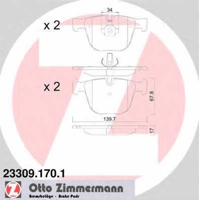 ZIMMERMANN 23309.170.1