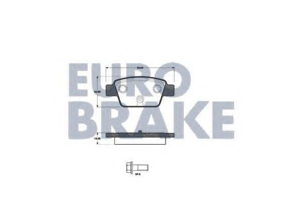 EUROBRAKE 5502222366