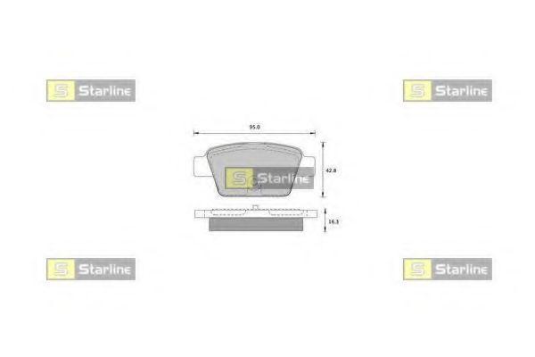 STARLINE BD S836P