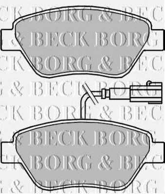 BORG & BECK BBP2243
